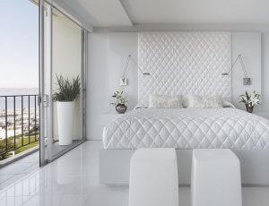 ремонт квартиры в Севастополе в белом цвете