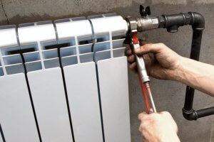 монтаж отопления под ключ в Севастополе