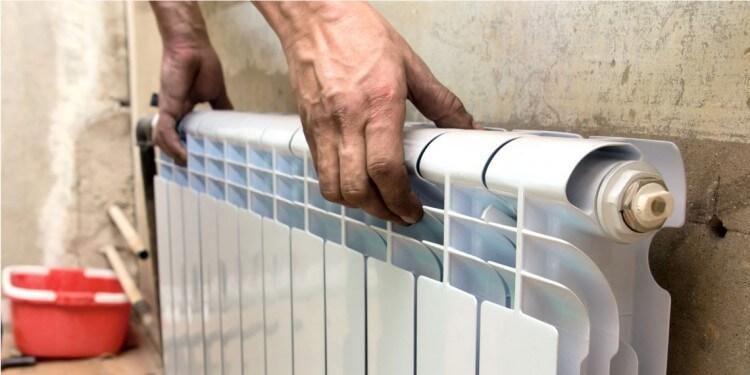 монтаж радиаторов отопления в Севастополе