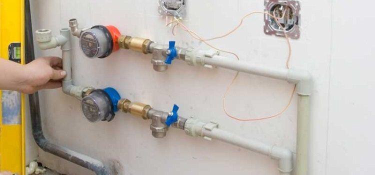 Водопровод в частном доме из полипропиленовых труб  509