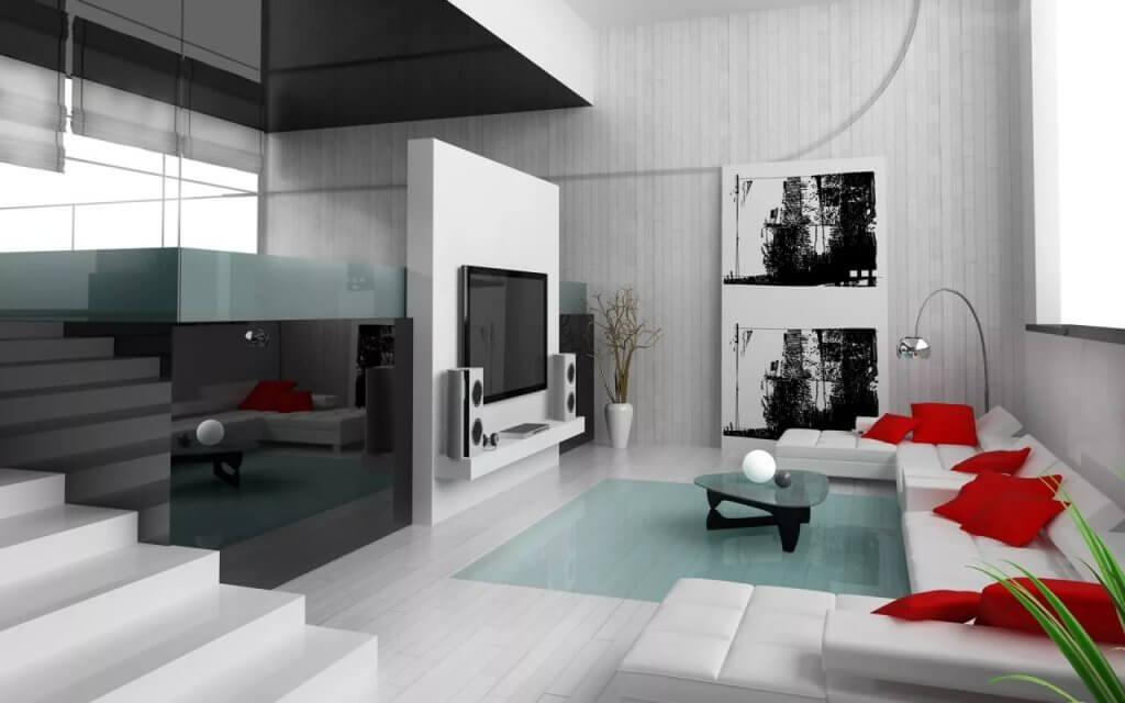 использование цвета при ремонте квартиры