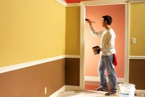 ремонт квартир использование цвета