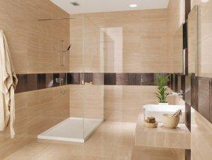 плитка для маленькой ванной комнаты