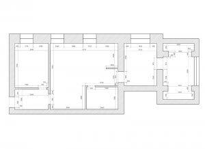 дизайн-проект квартиры на в Ялте
