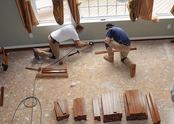 ремонт в жилой квартире