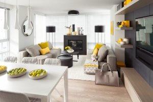 Современная отделка квартир