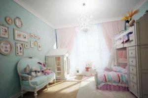 хороший ремонт детской комнаты