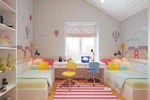 ремон детской комнаты в квартире