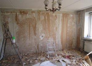 ремонт в старой квартире