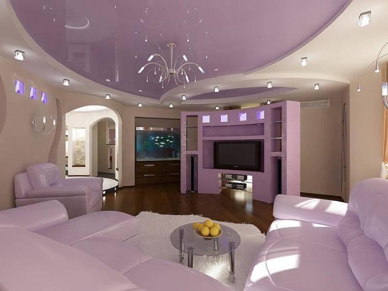 какой потолок лучше