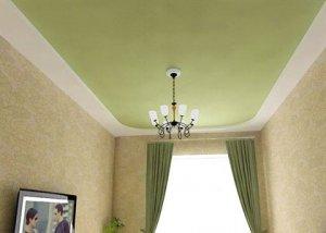 какой потолок выбрать