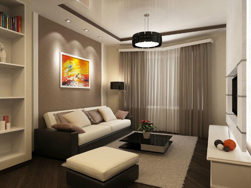 идеи ремонта в комнате