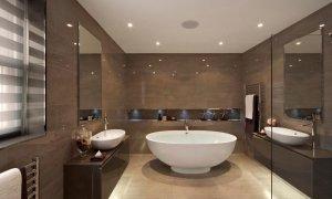 элитный ремонт в ванной