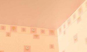 сатиновые потолки плюсы и минусы