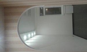 установка арок из гипсокартона