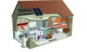 вентиляция в доме монтаж