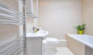 современный ремонт ванной