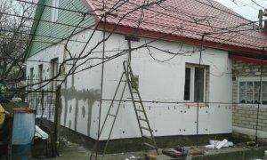 утепление фасада дома в севастополе