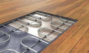 теплый пол электрический