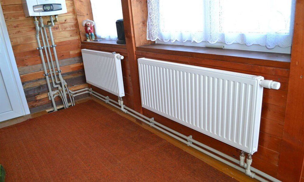радиаторы отопления в доме Севастополь
