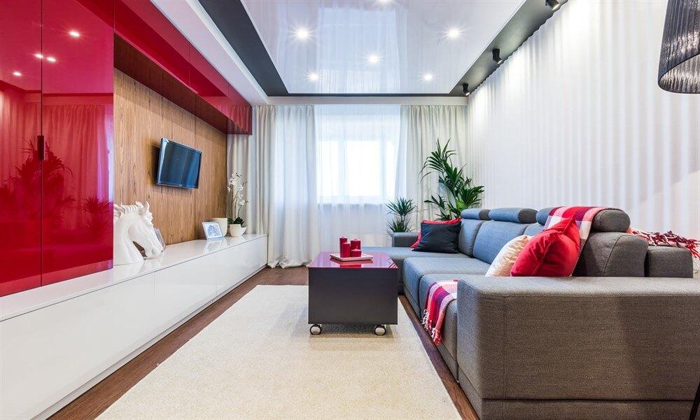 дизайнерский ремонт квартиры в Севастополе