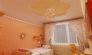 натяжные потолки в детскую Севастополь