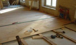 ремонт деревянных полов в Севастополе