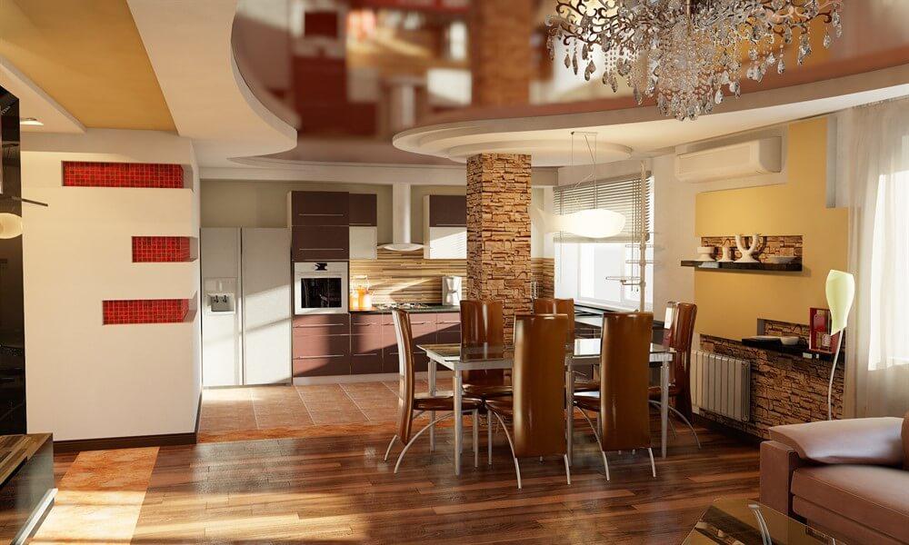 перепланировка квартиры в Севастополе