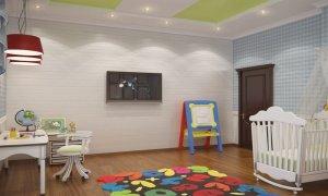 косметический ремонт в детской комнате